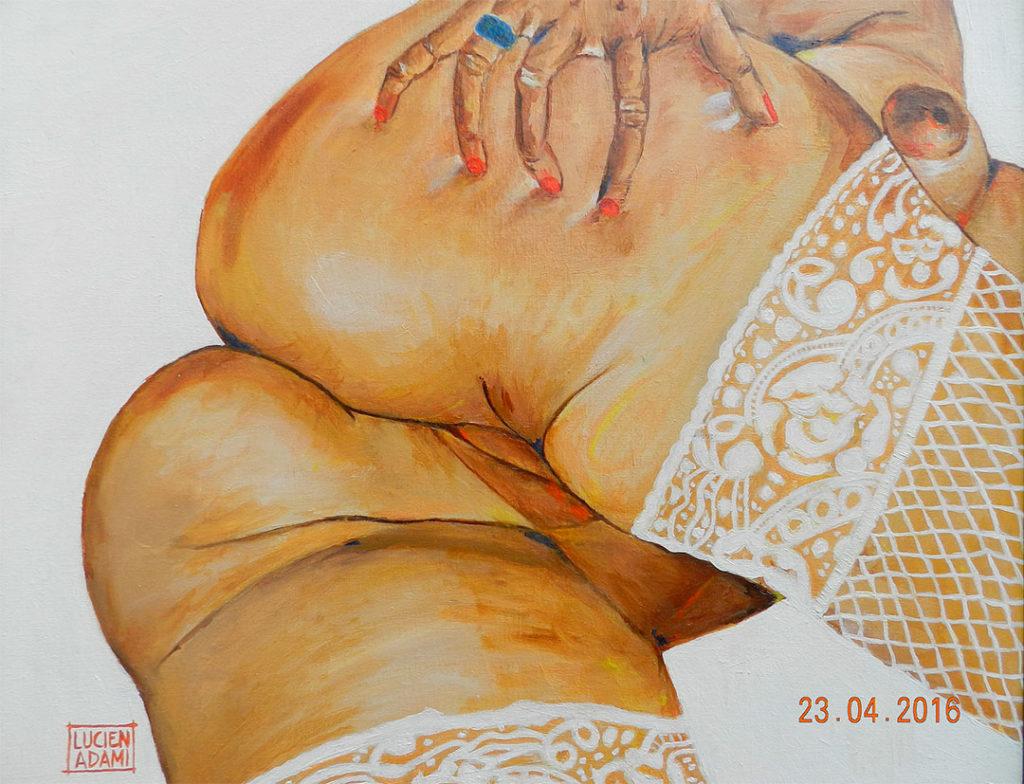 """Exposition """"APOLOGIE"""" – GALERIE ETIENNE DE CAUSANS"""